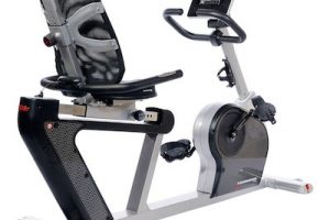 Diamondback 510SR Fitness Recumbent Bike