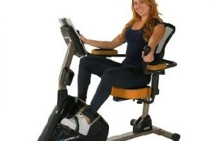 Exerpeutic-4000-Magnetic-Recumbent-Bike