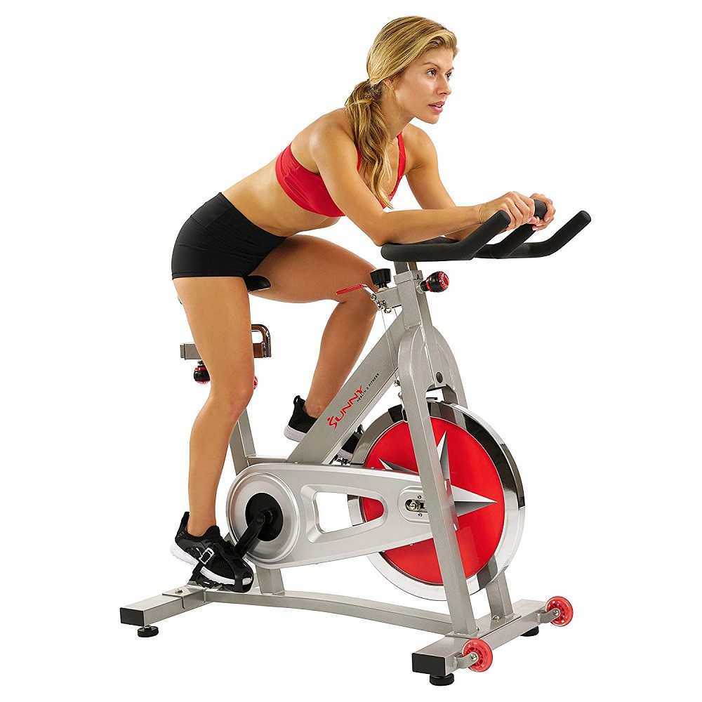 Sunny Health & Fitness SF-B901 - upright bike