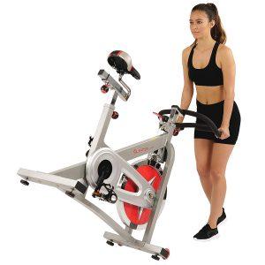 Sunny Health & Fitness SF-B901 - upright bike