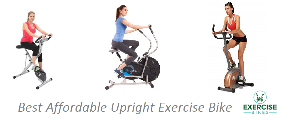 Best Affordable Upright Exercise Bikes