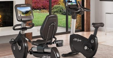 difference in exercise bikes
