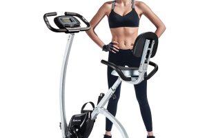best folding exercise bike - BCAN Folding Exercise Bike