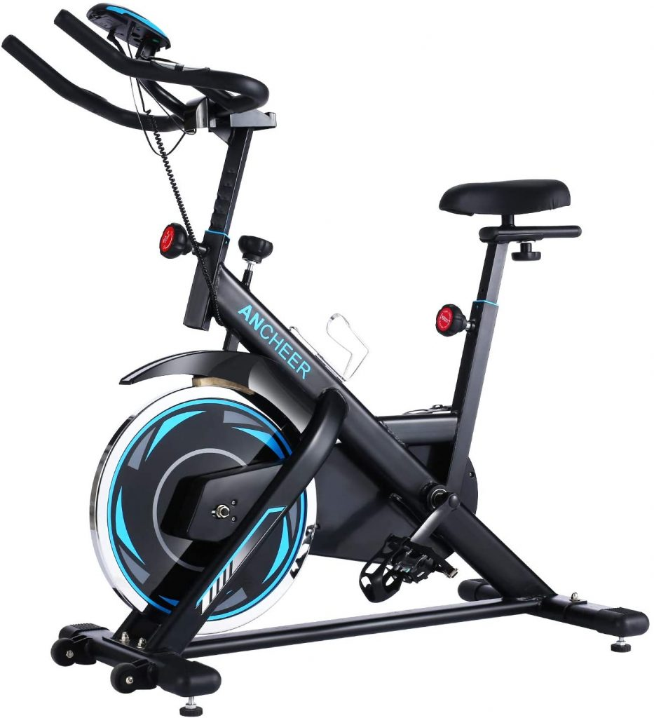 ANCHEER Exercise Bike Stationary
