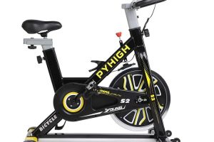 pyhigh indoor cycling bike