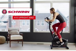SCHWINN A10 EXERCISE BIKE