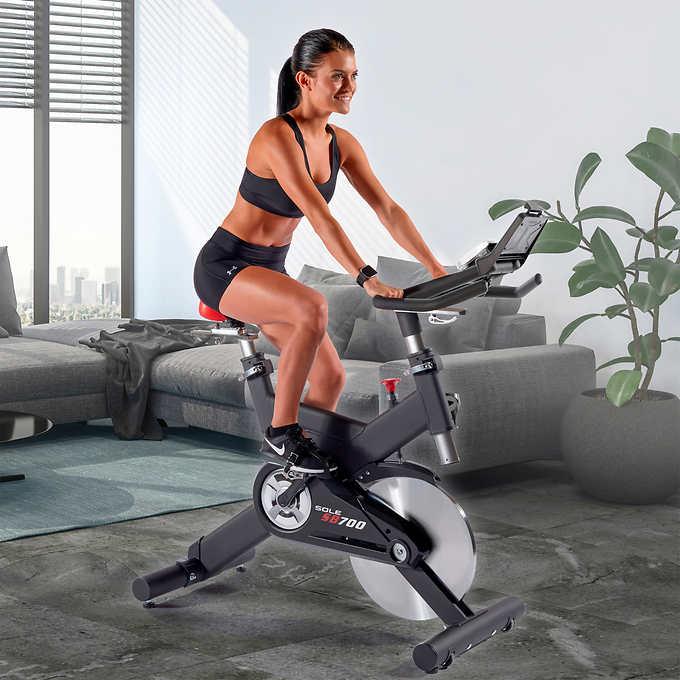 SOLE SB700 Spin Bike - SOLE SB700 Indoor Cycle Bike