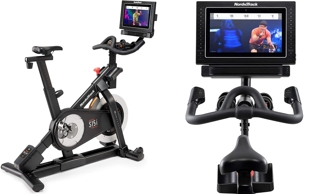 SPIN BIKE WITH MONITOR - Nordictrack-Commercial-Studio-Cycle