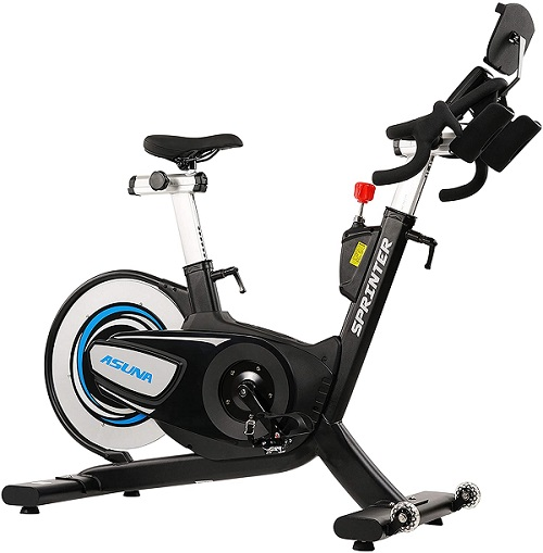 Sunny Health & Fitness Asuna 6100 Sprinter Cycle Exercise Bike