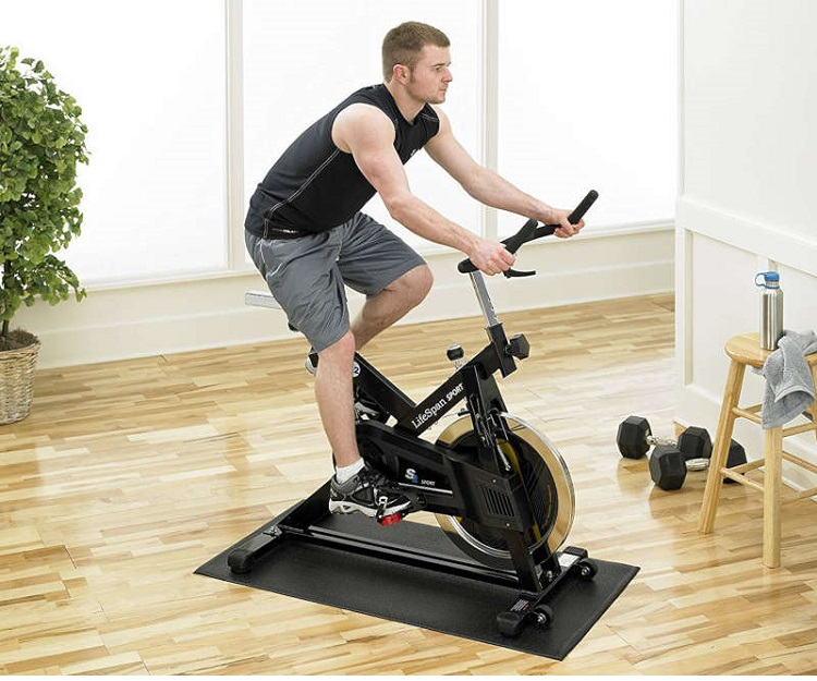 ▷ Why have a Mat for Exercise Bike? Buyer Guide, Benefits & Offers 2021