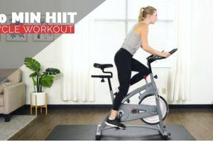 HIIT Bike Workout